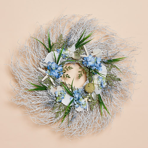 Coastal Wreaths, Swags & Wall Hangings